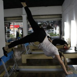 pilates condesa