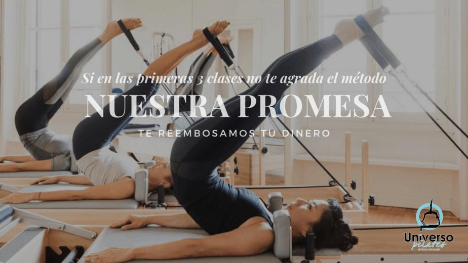 clases de pilates sucursal roma